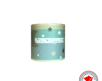 "Child lamp Wall lamp ""Starry sky khaki"""