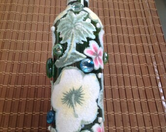 Wine bottle/ vase