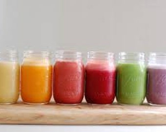 30 Day Green Smoothie/Juice Cleanse for Fibroid Detox