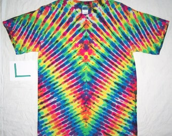 tie dye shirt, large, xl, u pick size