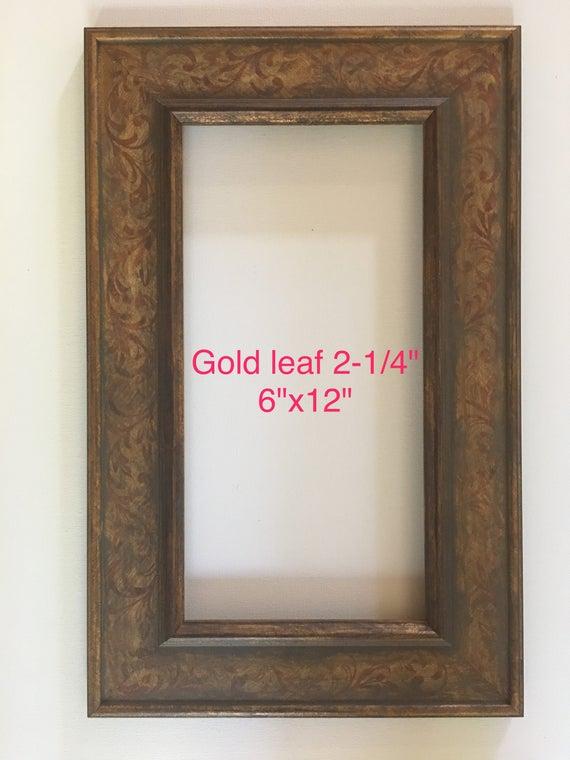 Fantastisch 6x12 Picture Frame Fotos - Badspiegel Rahmen Ideen ...