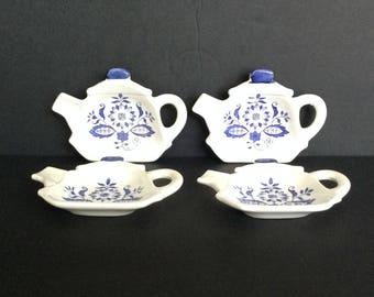 """Tea Bag Holder """"Our Own Import"""" Japan"""