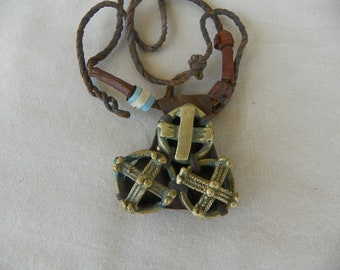 African Dogon necklaceaFRICAN dOGON NECKLACE