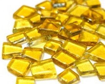 Transparent Glass - Honey Yellow - 100g