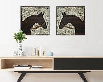 String Art Trendy Home Decor