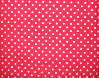 Dots in Red ... DELILAH by Tanya Whelan Free Spirit Fabrics TW43