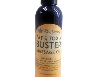 Fat & Toxin Buster Oil