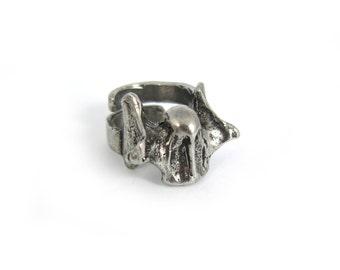 Fox Vertebra Ring