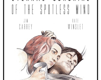 JOEL and CLEMENTINE-Eternal Sunshine of the Spotless Mind