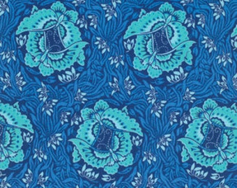 Take Flight in Marine Blue, Violette Collection by Amy Butler, yard