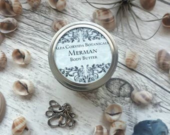 Merman Body Butter