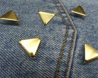 Golden Triangle-1.5 cm - 3 claws
