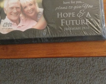 Husband & Wife Picture Frame