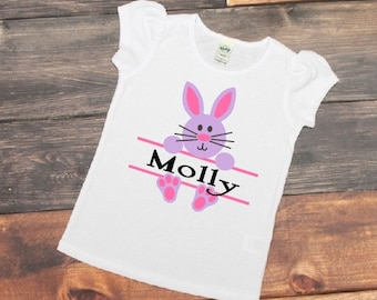 Easter toddler etsy girls easter shirt easter bunny easter toddler shirt personalized easter shirt personalized negle Choice Image