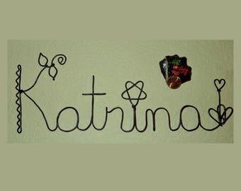 Katrina wire name