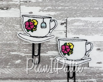 Floral Tea/Coffee Cup