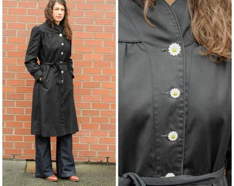small black trench coat size 2 black trench small hourglass coat black hourglass coat size 2 hourglass puffy sleeve trench Nordstrom Trench