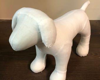 Puppy Dog Mannequin