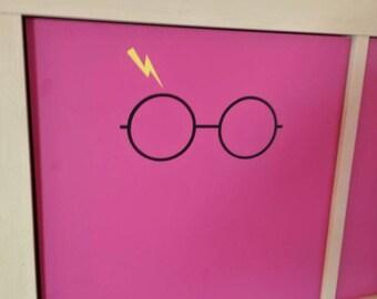 Harry Potter glasses vinyl