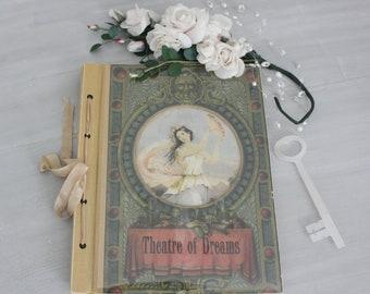 The Theatre of Dreams by Wendy Addison - artist's bookshelf destash