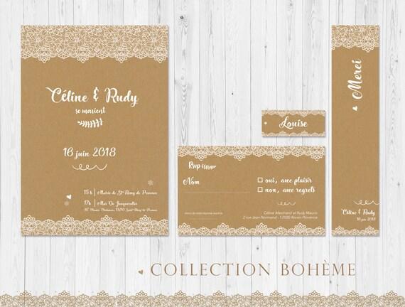 Einladung zum ausdrucken Bohemian Ehe Oldtimer