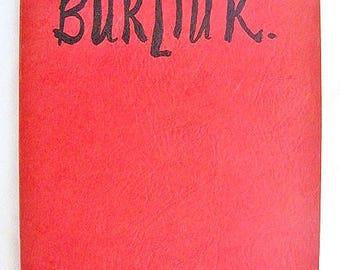 Rare 1944 Book about the Futurist Art of David Burliuk by Katherine S. Dreier