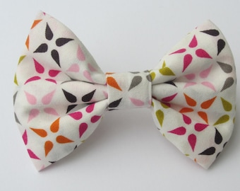 X Marks the Spot Bow Tie