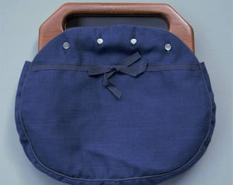 The Beehive Baltimore 1970's Bag w/ Multiple Outer Layers