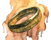 The One Ring Painting - P...