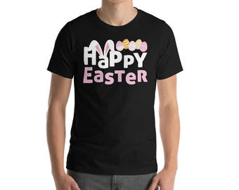 Happy easter - easter bunny shirt - easter bunny gift - easter bunny tee - gift easter - easter gift idea - easter rabbit - easter design
