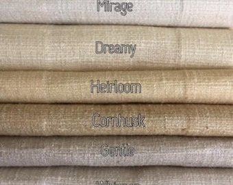 Pembrook Faux Silk Fabric Samples. SWACTHES