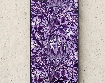 iPhone Cover(all models) - Samsung Galaxy S3 S4 S5 S6 S7 S8,  & more - Artichoke - William Morris - Illustration - smartphone - Mobile