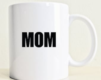 Mom Gift Mug | Custom Gift Mug | Mom Christmas Gift | Mother's Day Gift