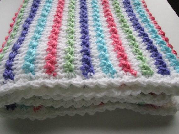 Crochet Pattern Easy Crochet Blanket Pattern Pdf Tutorial Crochet