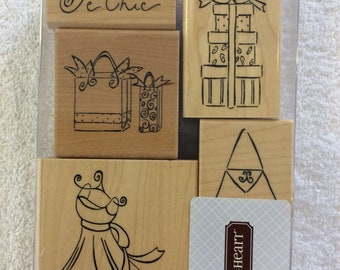 Close to my Heart Rubber Stamps