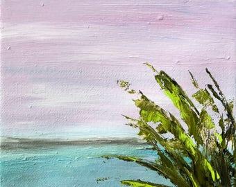 Original Mini Seascape Painting