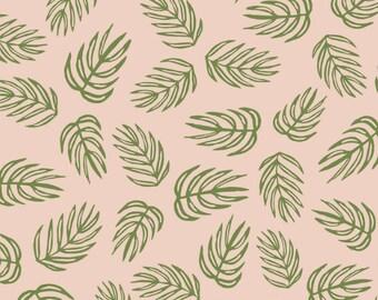 Girls Crib Bedding LEAF - Boho Baby Bedding / Boho Changing Pad Covers / Fitted Crib Sheet /Floral Nursery Baby Bedding /Mini Crib Sheets