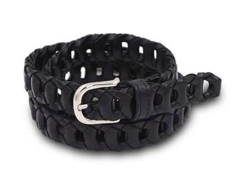 Braided Belts Art. Tondino Piccolo