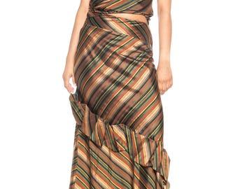Kenzo Striped Ensemble Size: 6