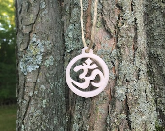 COLOR CHANGING | 3D PRINTED Om Pendant