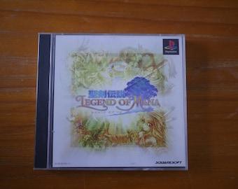 Legend of Mana PS1