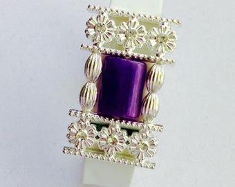 Fitbit Bling Fitness Band Gemstone Mini Bracelet Jewelry Accessories