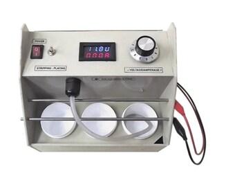 SALE! Electroplating System Machine - copper, nickel, gold, silver, rhodium, platinum plating