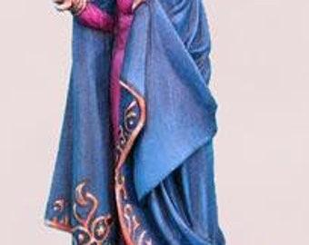Elmore Masterworks: Female Witch #2 - 1115 - Dark Sword Miniatures