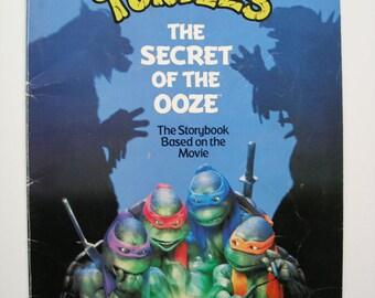 Teenage Mutant Ninja Turtles The Secret of the Ooze 1991