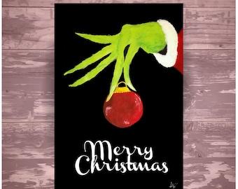 Merry X-mas! - 10 Postcard Prints