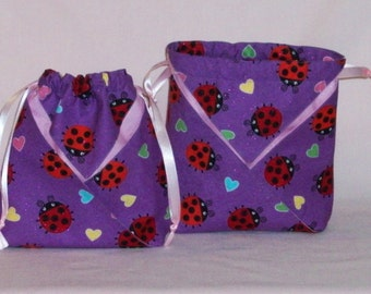 Sweetheart Valentine Gift Bag or Purse, 8 x 6 x 2 in.
