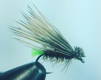 Egg Laying Elk Hair Caddis - Size 14 or 16 - 3 Pack