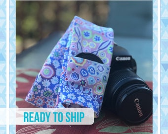 Strap for Camera, Camera Strap Cover, DSLR Strap, DSLR Accessories, Photographer Gift, Camera Strap for DSLR, Gifts for Her, Camera Strap
