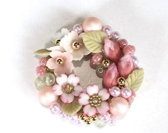 Cherry Blossom wreath